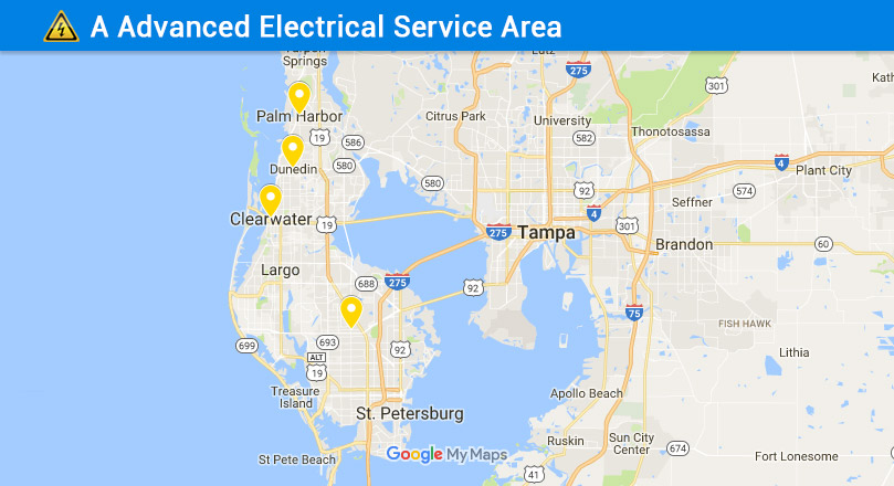 A Advanced Electrical Service Areas